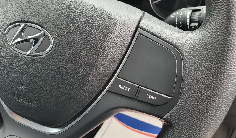 HYUNDAI I20 MPI S AIR BLUE DRIVE full