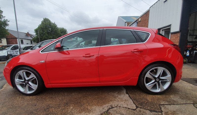 VAUXHALL ASTRA 1.6 LIMITED EDITION <br><br><h4>**12 MONTHS RAC WARRANTY INCLUDED**</h4><br><h3 ><span style=